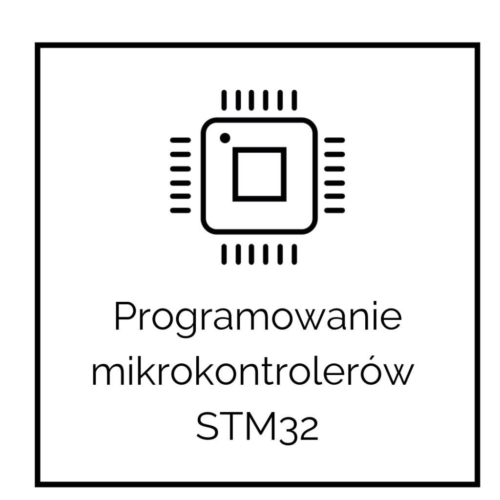 Ikona Programowanie mikrokontrolerów STM32